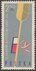VI Kajakowe Mistrzostwa Europy - 1112B