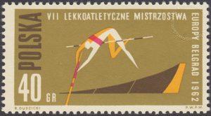 VII Lekkoatletyczne Mistrzostwa Europy w Belgradzie - 1190B