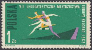 VII Lekkoatletyczne Mistrzostwa Europy w Belgradzie - 1193B