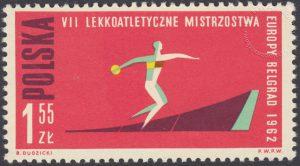VII Lekkoatletyczne Mistrzostwa Europy w Belgradzie - 1195B