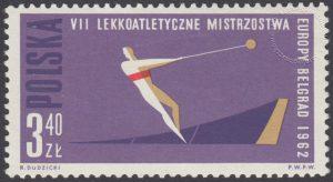 VII Lekkoatletyczne Mistrzostwa Europy w Belgradzie - 1197B
