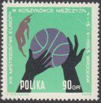 XIII Mistrzostwa Europy w koszykówce - 1273