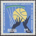 XIII Mistrzostwa Europy w koszykówce - 1275