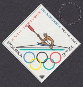 XVIII Igrzyska Olimpijskie w Tokio - 1375