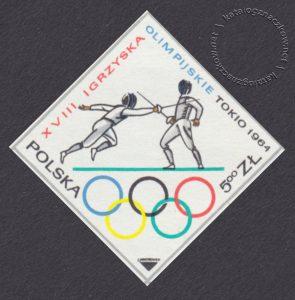 XVIII Igrzyska Olimpijskie w Tokio - 1376