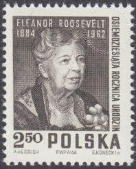 80 rocznica urodzin Eleonory Roosevelt - 1383