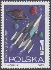 Badanie kosmosu - 1404