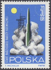 Badanie kosmosu - 1405