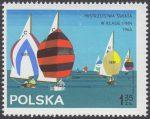 Mistrzostwa Świata w klasie Finn - 1442