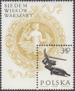 Siedem wieków Warszawy - Blok 35