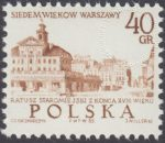 Siedem wieków Warszawy - 1451
