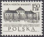 Siedem wieków Warszawy - 1453