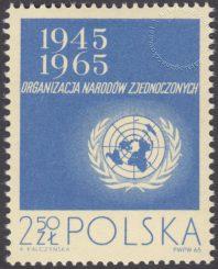 20 rocznica powstania ONZ - 1482