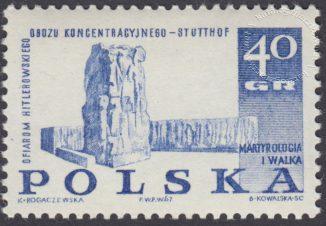 Pomniki walki i męczeństwa - 1648