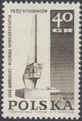 Pomniki walki i męczeństwa - 1649