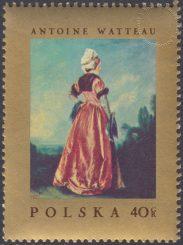 Malarstwo europejskie w muzeach polskich - 1662