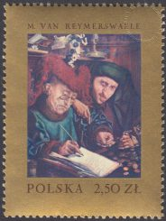 Malarstwo europejskie w muzeach polskich - 1665