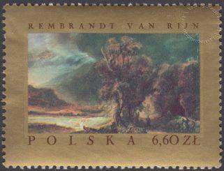 Malarstwo europejskie w muzeach polskich - 1668