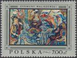 Malarstwo polskie - 1724