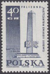 Pomniki walki i męczeństwa - 1742