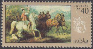 Łowiectwo w malarstwie - 1744