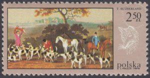 Łowiectwo w malarstwie - 1747
