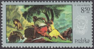 Łowiectwo w malarstwie - 1750