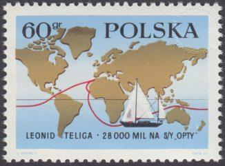Rejs kpt. Leonida Teligi dookoła świata - 1777