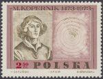 500 rocznica urodzin Mikołaja Kopernika - 1780