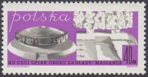 Odsłonięcie pomnika na Majdanku - 1803