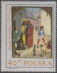 Rzemiosło polskie w XVI wiecznym malarstwie z kodeksu Baltazara Behema - 1816