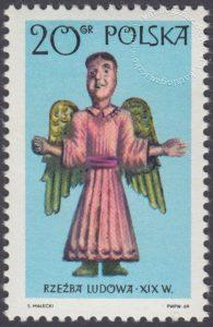 Polska rzeźba ludowa - 1824