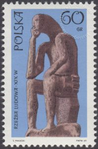Polska rzeźba ludowa - 1826
