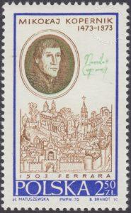 Życie i działalność Mikołaja Kopernika - 1869