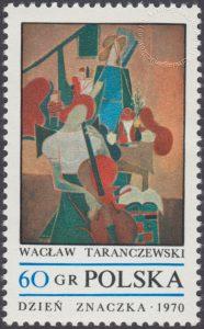 Dzień Znaczka - polskie malarstwo współczesne - 1887