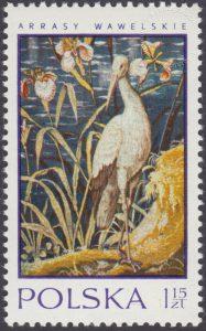 Arrasy wawelskie - 1895
