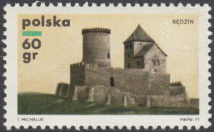 Zamki polskie - 1913