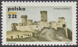 Zamki polskie - 1914