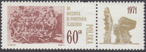 50 rocznica III Powstania Śląskiego - 1931
