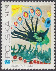 25 rocznica powstania UNICEF - 1932
