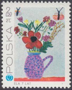25 rocznica powstania UNICEF - 1936