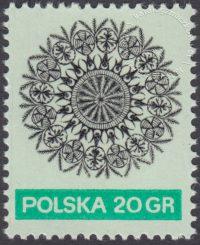 Wycinanki ludowe - 1945