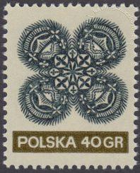 Wycinanki ludowe - 1946