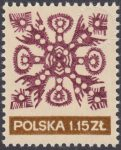 Wycinanki ludowe - 1948