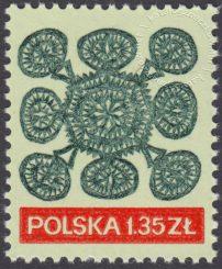 Wycinanki ludowe - 1949