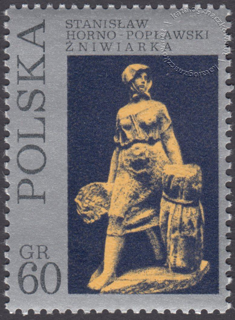 Ludzie pracy znaczek nr 1952