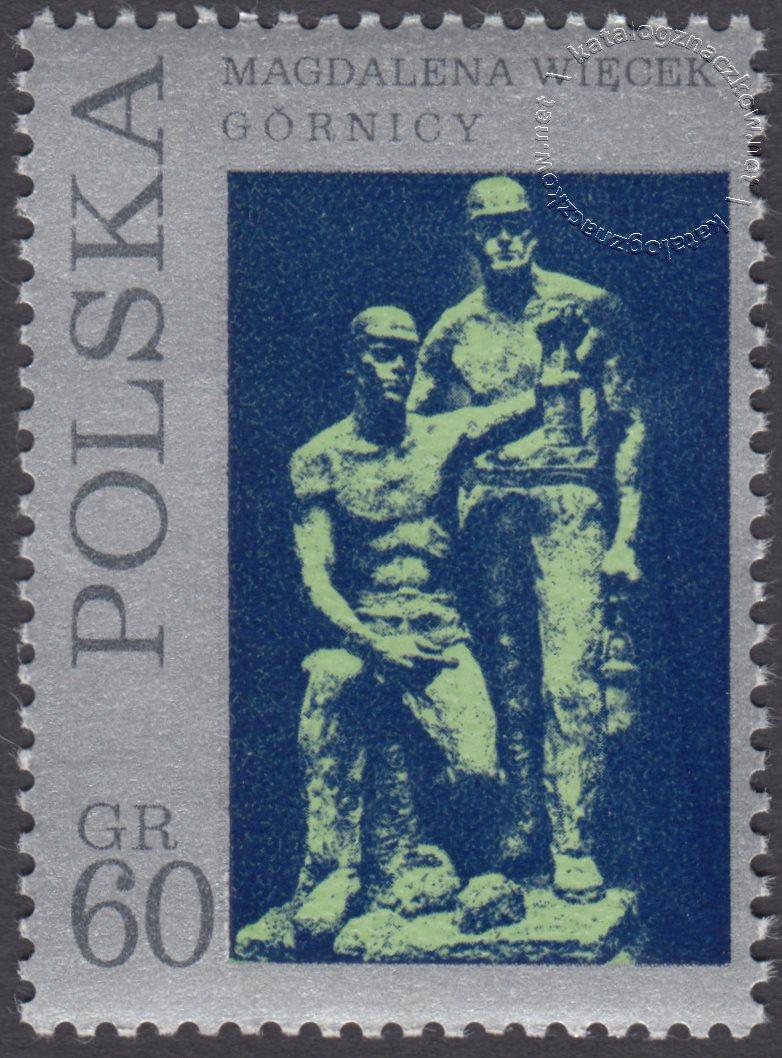 Ludzie pracy znaczek nr 1953