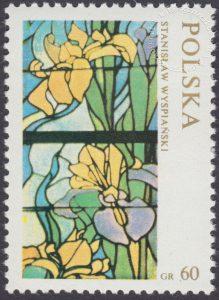 Witraże polskie - 1957