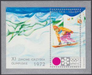 XI Zimowe igrzyska Olimpijskie w Sapporo - Blok 43