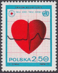 Światowy Miesiąc Serca - 2001